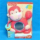 Fisher-Price Discover n Grow Push n See Monkey Developmental Toy